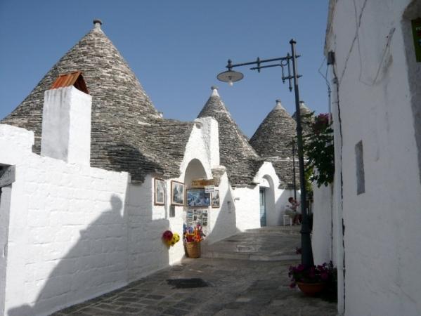Orienteering tra i trulli Tour in Puglia