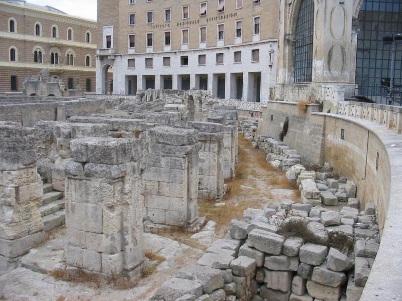 Viaggio nella Lecce Medievale