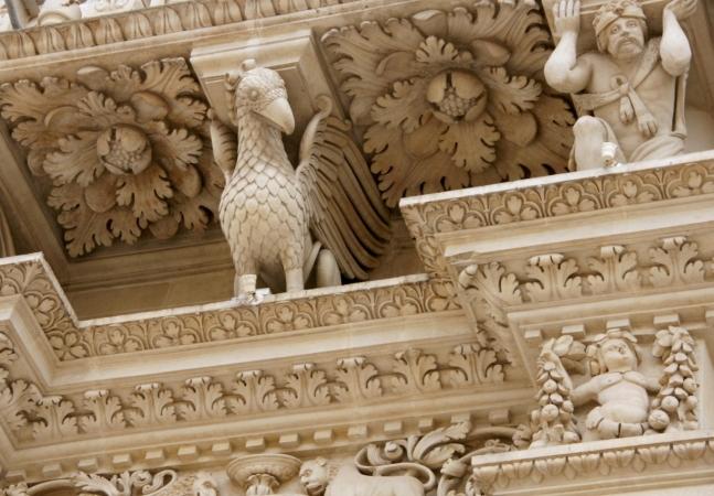 Lecce capitale del Barocco Tour in Puglia