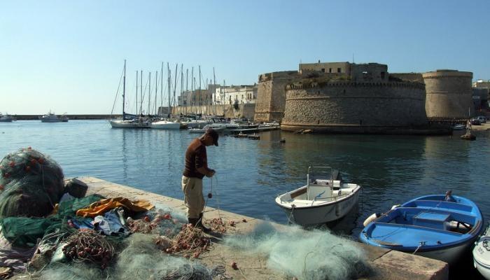 Escursione a Gallipoli la Perla dello Ionio
