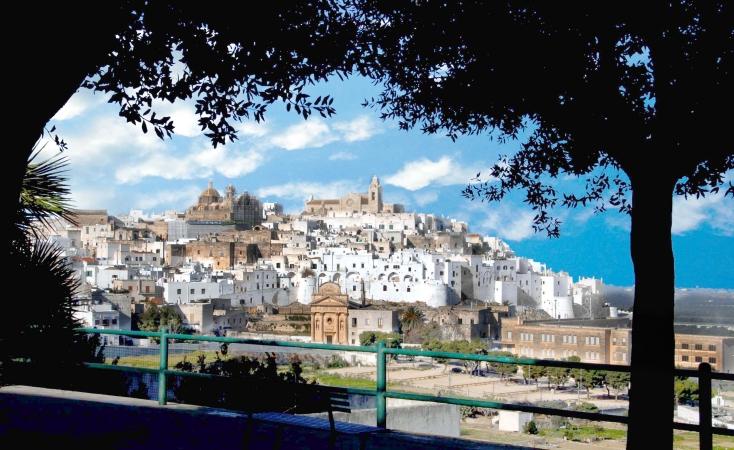 Escursione a Ostuni la città bianca Tour in Puglia