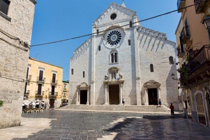 Bari dentro le mura Tour in Puglia