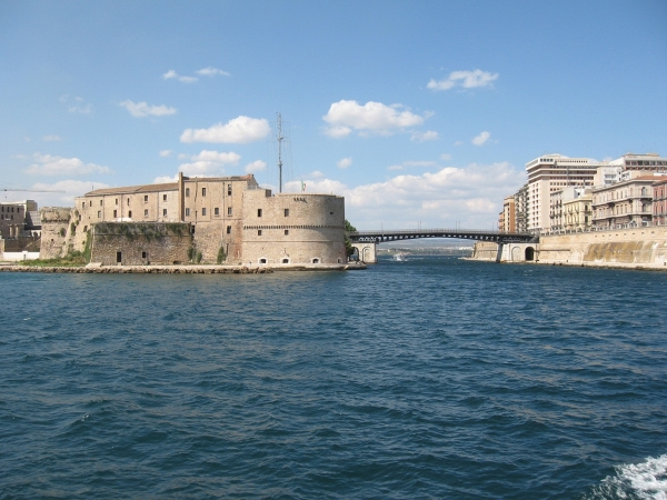 Taranto la città dei due mari Tour in Puglia