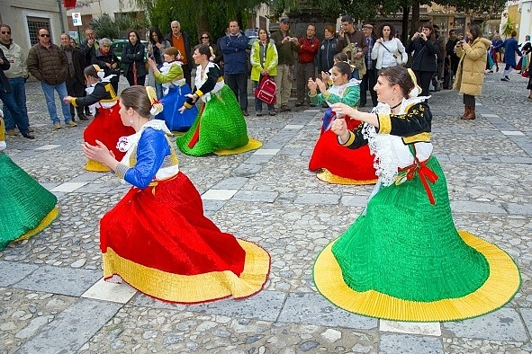 Tour Pasqua Albanese in Calabria