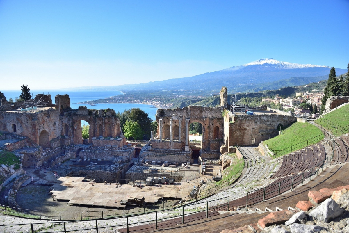 Tour Sicilia tra lava e barocco