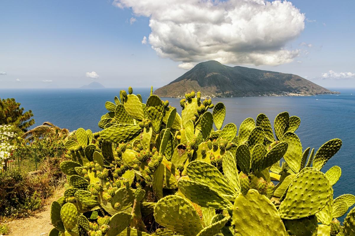 Tour Isole Eolie e Sicilia Araba
