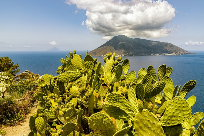 Tour Eolie e Sicilia Araba Tour in Sicilia