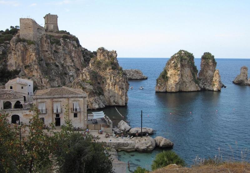 Tour antica Sicilia Araba
