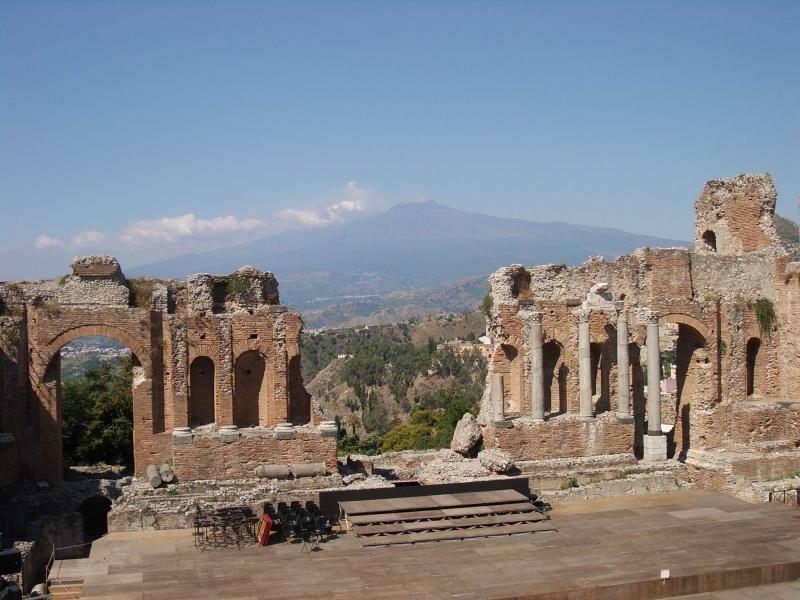 Tour Antiche civiltà sotto l'Etna