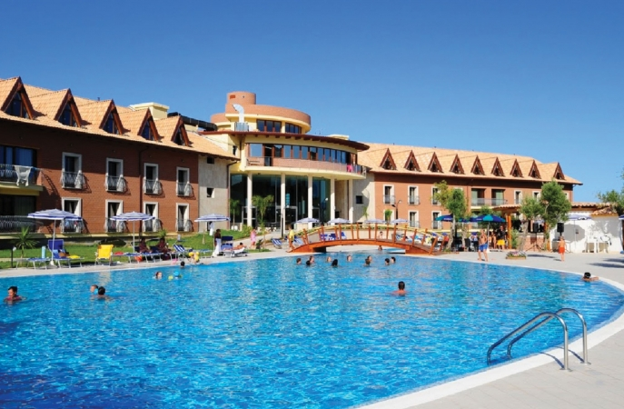 Corte dei Greci Resort Spa VILLAGGI ITALIA