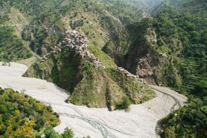 Trekking in Calabria ''da Bova a Roghudi'' Tour in Calabria