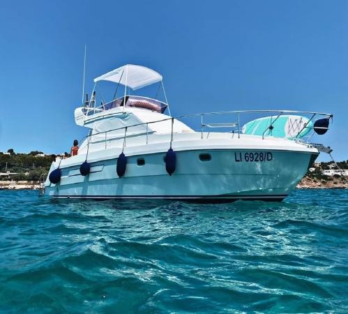 In Yacht a scoprire le coste del Salento ITALIA