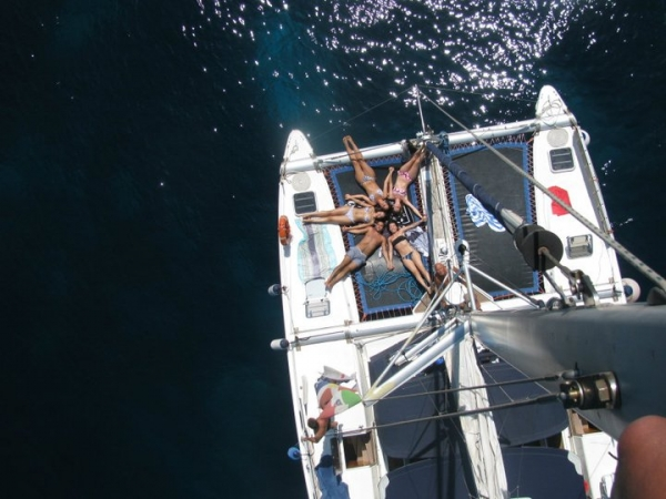 Settimana in barca a vela Salento ITALIA