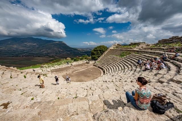 Tre giorni tra Archeologia e Vigneti Sicilia Araba Tour Sicilia - Individuale