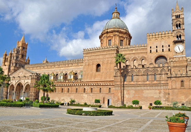 Tour i colori della Sicilia ITALIA