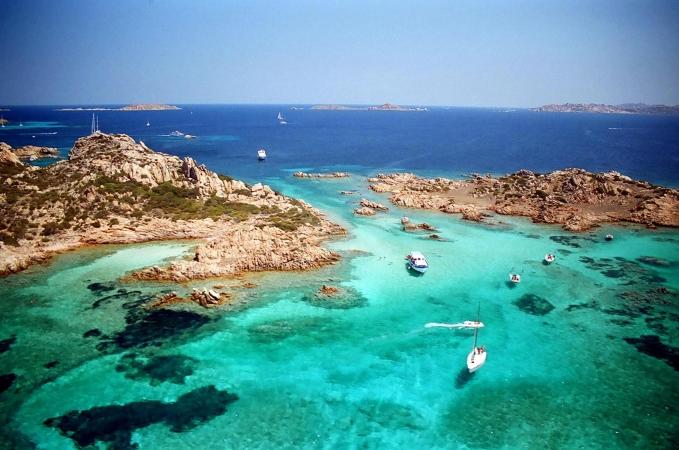Tour la Sardegna del nord ITALIA