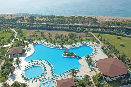 Marina Resort *club Hotel Marina Beach & Marina garden* VILLAGGI ITALIA