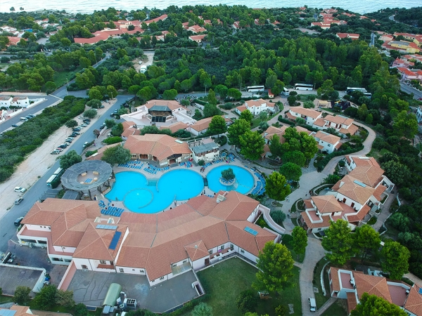 Cala Gonone Beach Village VILLAGGI ITALIA