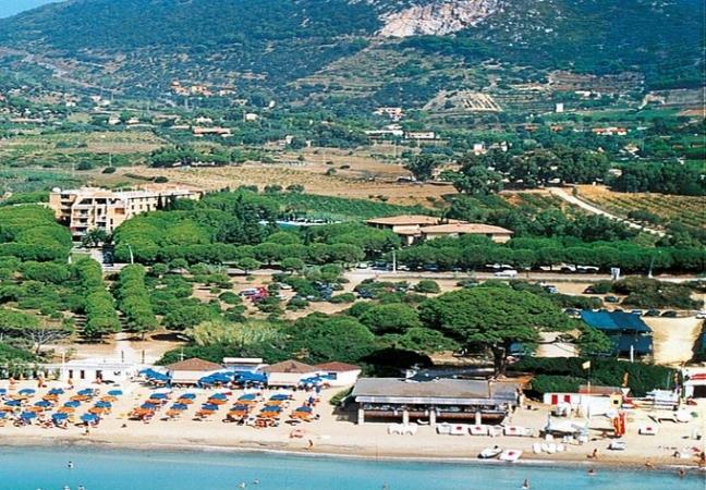 Uappala Hotel Lacona**** Isola D'elba - Loc. Lacona VILLAGGI ITALIA