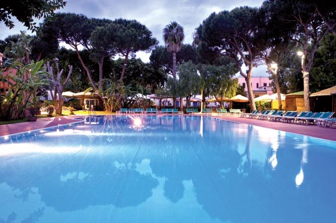 Grand Hotel Delle Terme Re Ferdinando VILLAGGI ITALIA