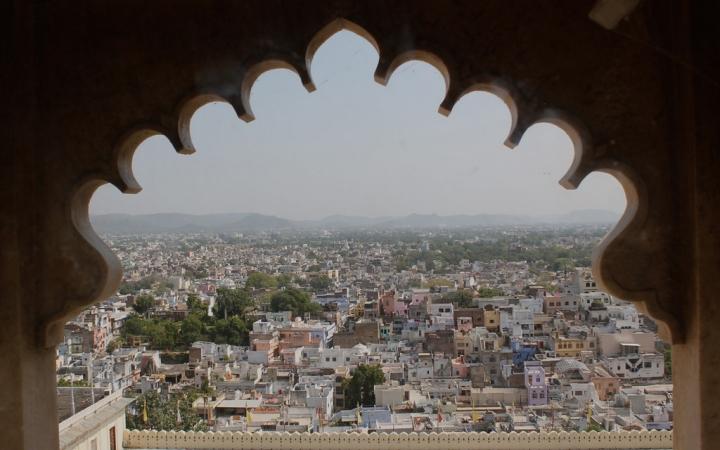 Panorama Indiano ASIA