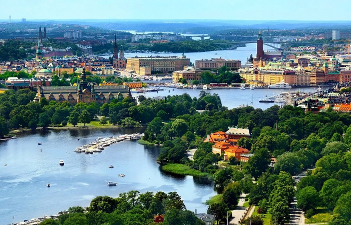 Capitali Scandinave EUROPA