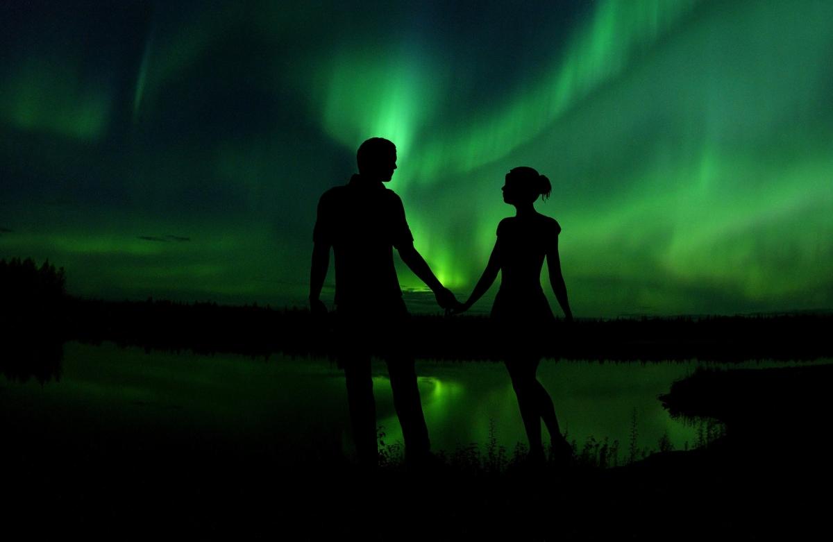 Inseguendo l'Aurora boreale
