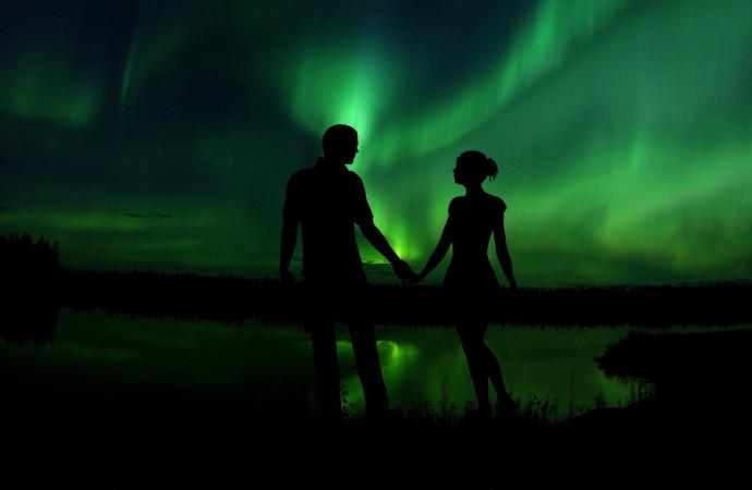 Inseguendo l'Aurora boreale EUROPA