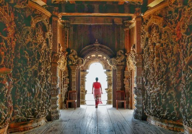 Thailandia - Le Antiche Capitali del Siam ASIA