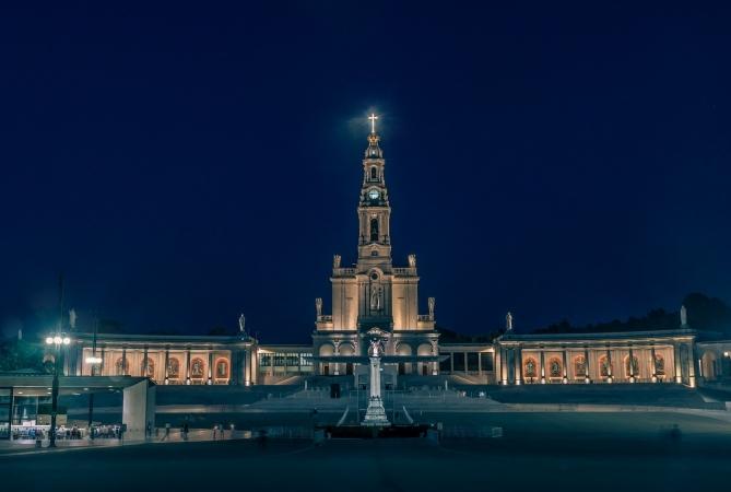 Fatima e Santiago di Compostela EUROPA