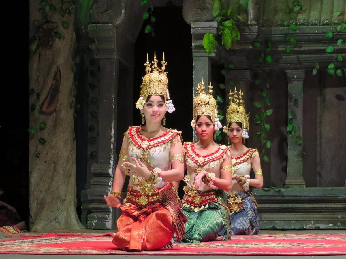 Cambogia tra templi e natura