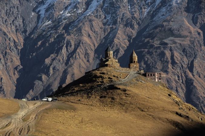 Georgia- Trekking in Khevi ASIA