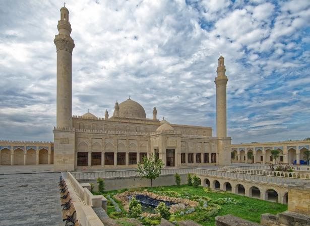 Tour Georgia Azerbaigian ASIA