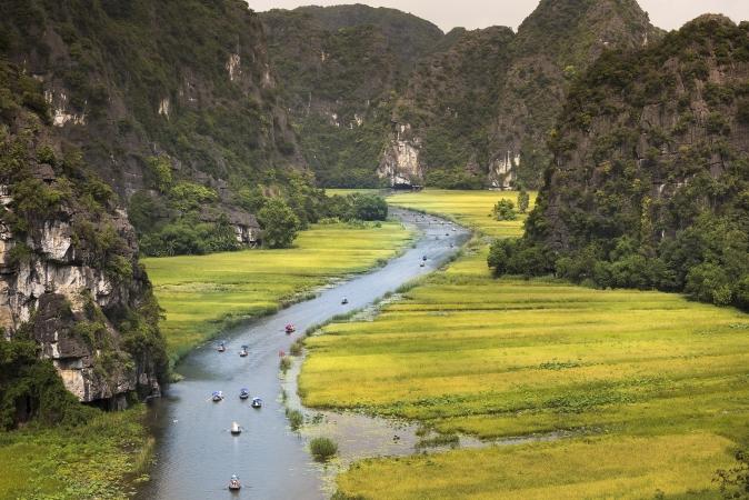 Vietnam tra Montagna e Mare ASIA