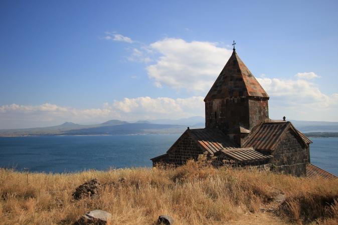 Meraviglioso sud dell'armenia ASIA