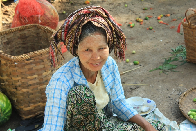 Magico Myanmar ASIA