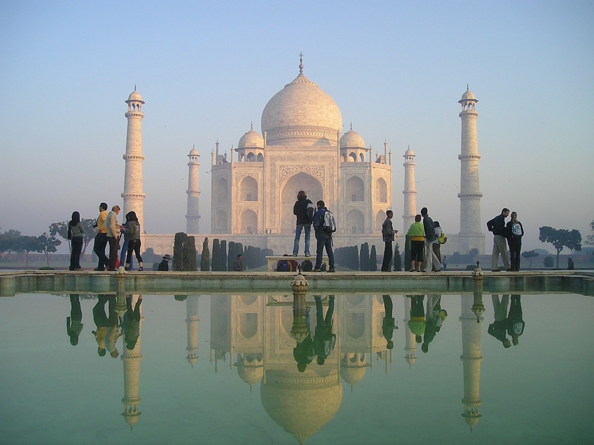 Viaggio in India - Forti Tigri e Taj