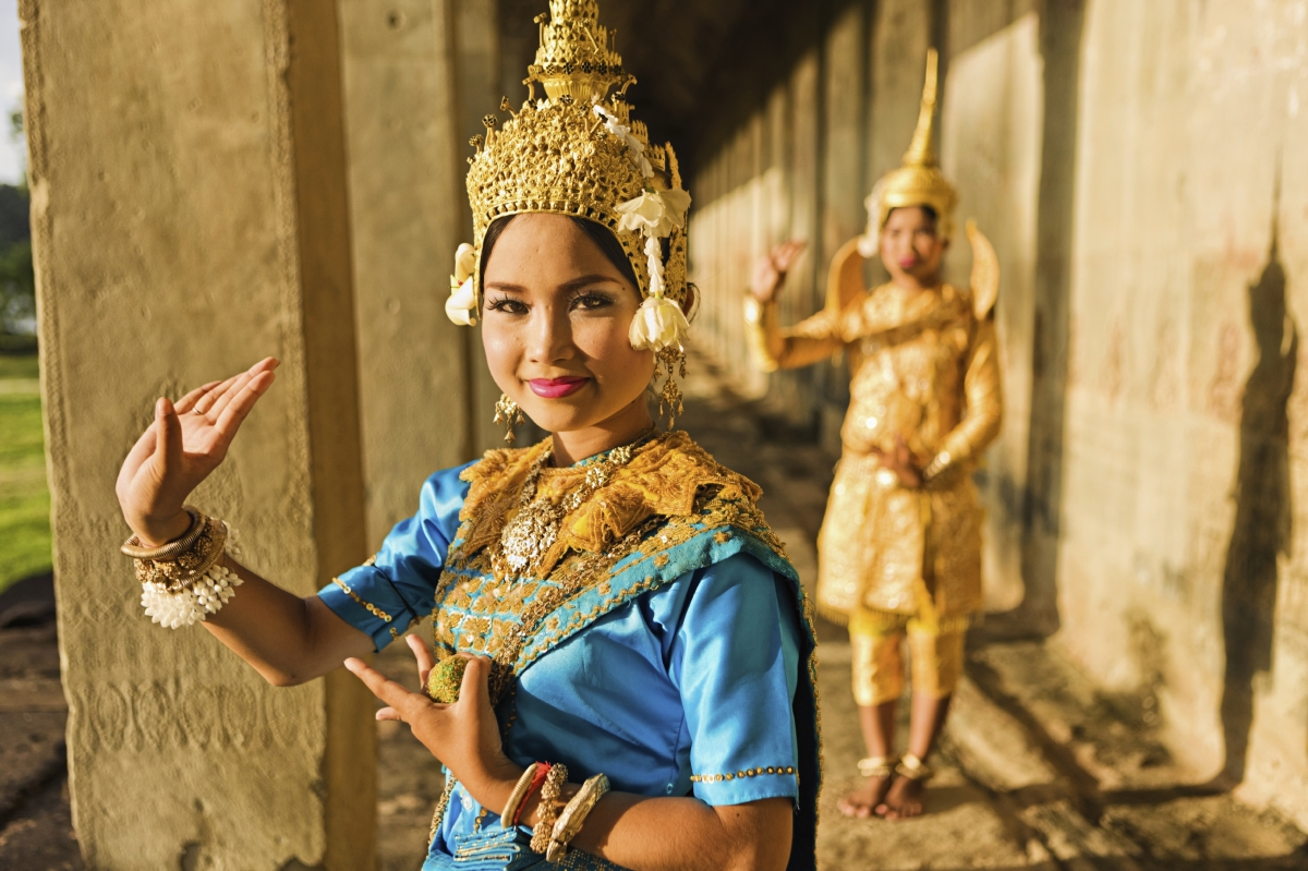 Honeymoon in Cambodia - Tour & Mare