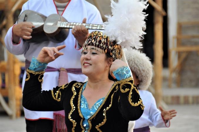 Ecoturismo in Uzbekistan ASIA