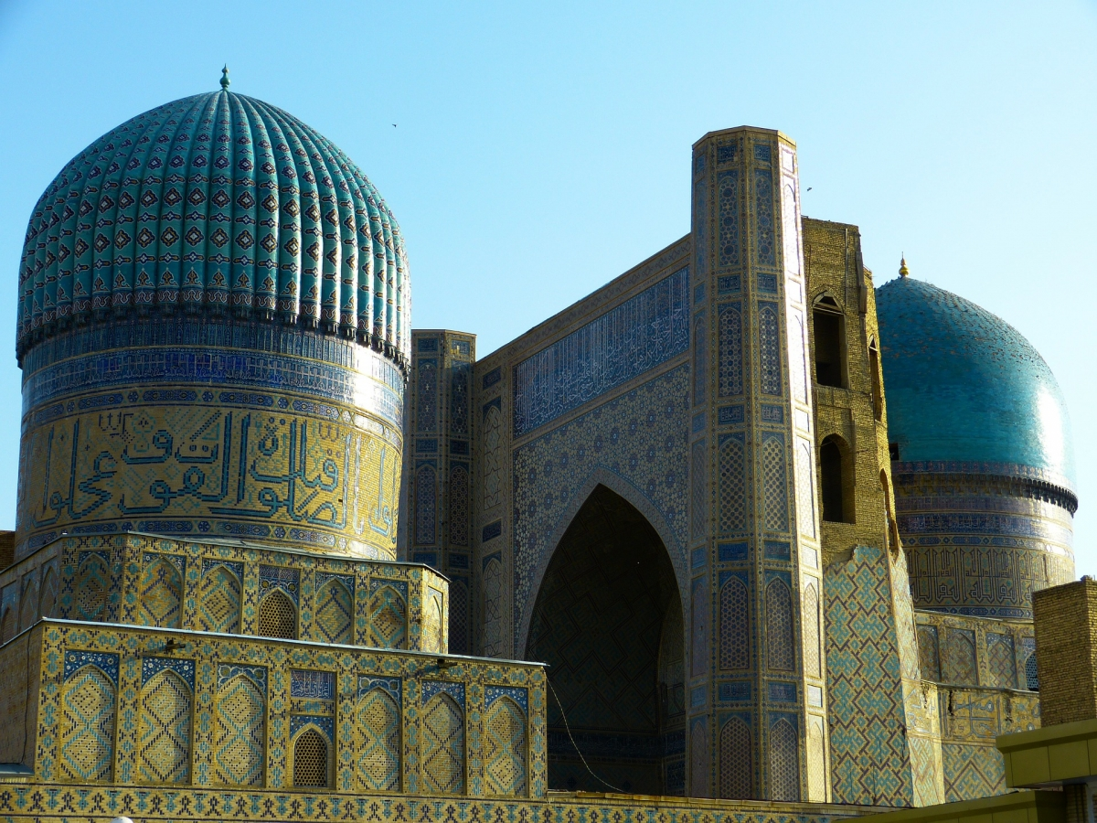 Uzbekistan...la Terra di Tamerlano