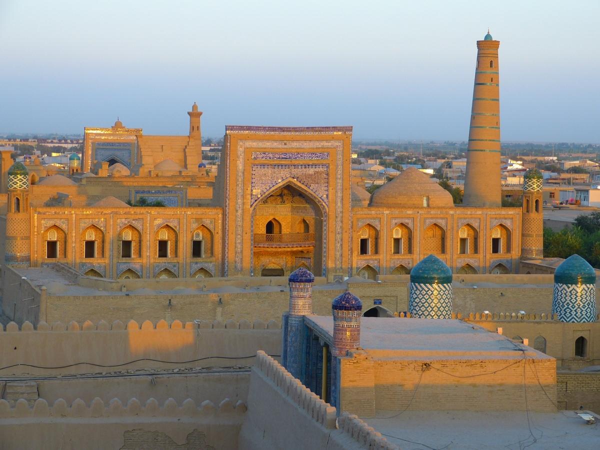Uzbekistan....Perla dell'Asia centrale