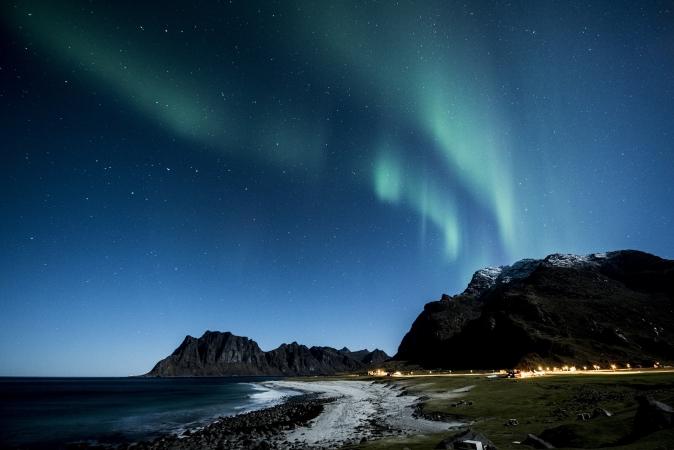 Luci di Tromso EUROPA