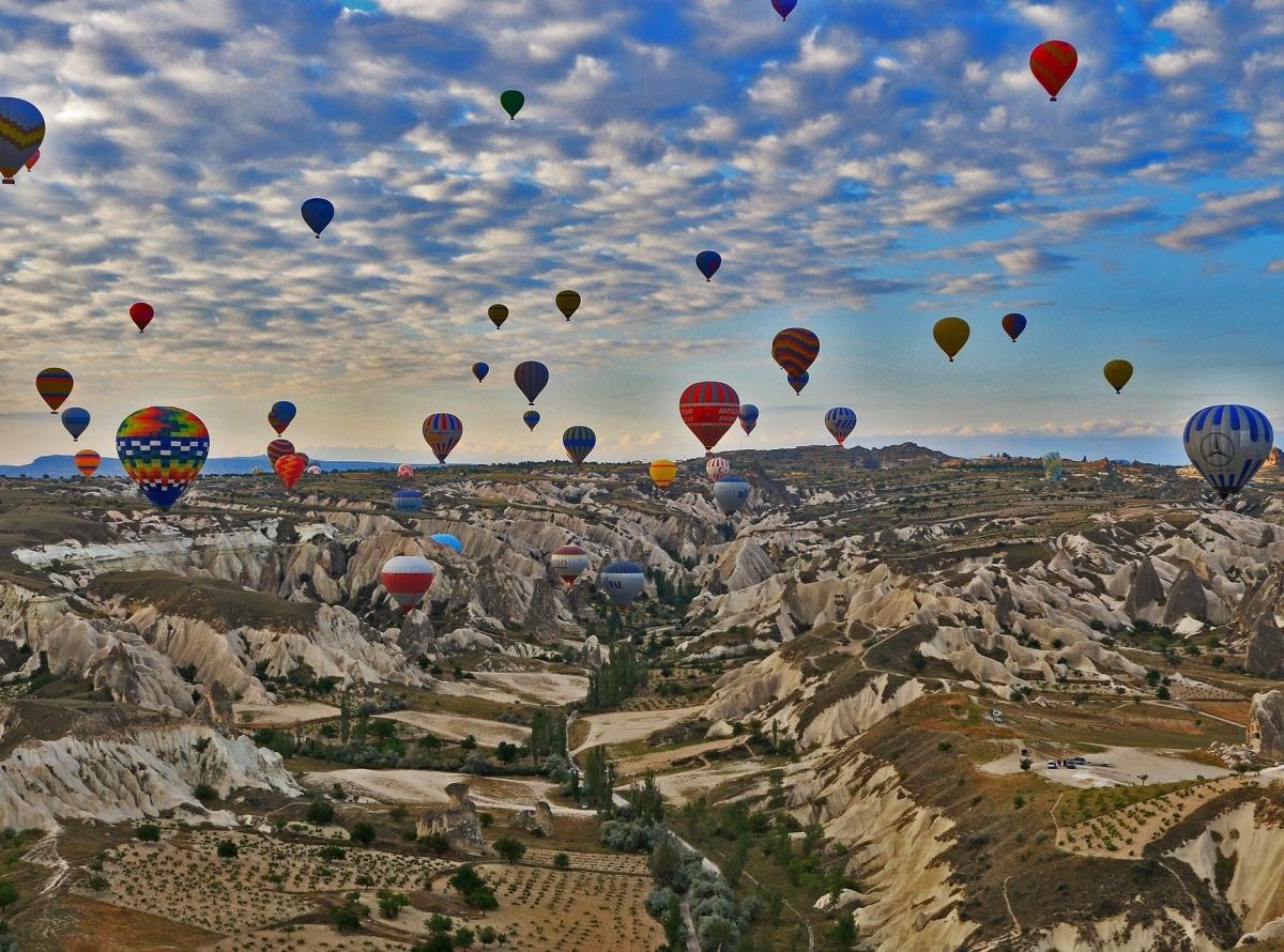 Tour Istanbul - Bolu - Ankara - Cappadocia e Costa Egea