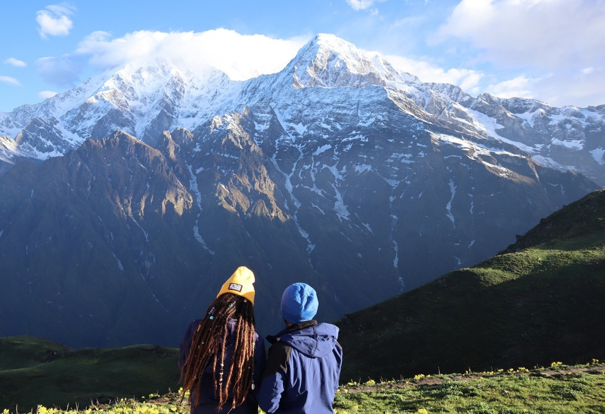 Nepal...Dimora degli Dei