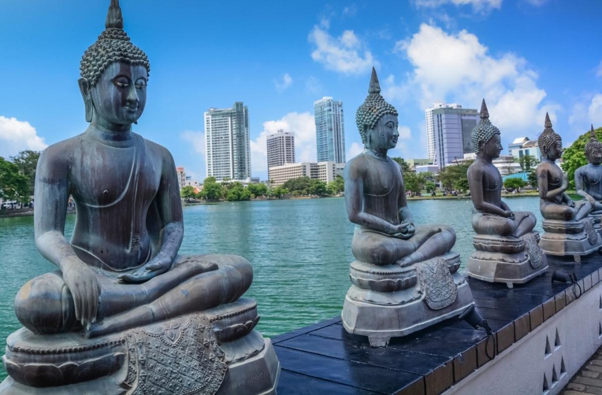 Sri Lanka - Tour dell'isola splendente