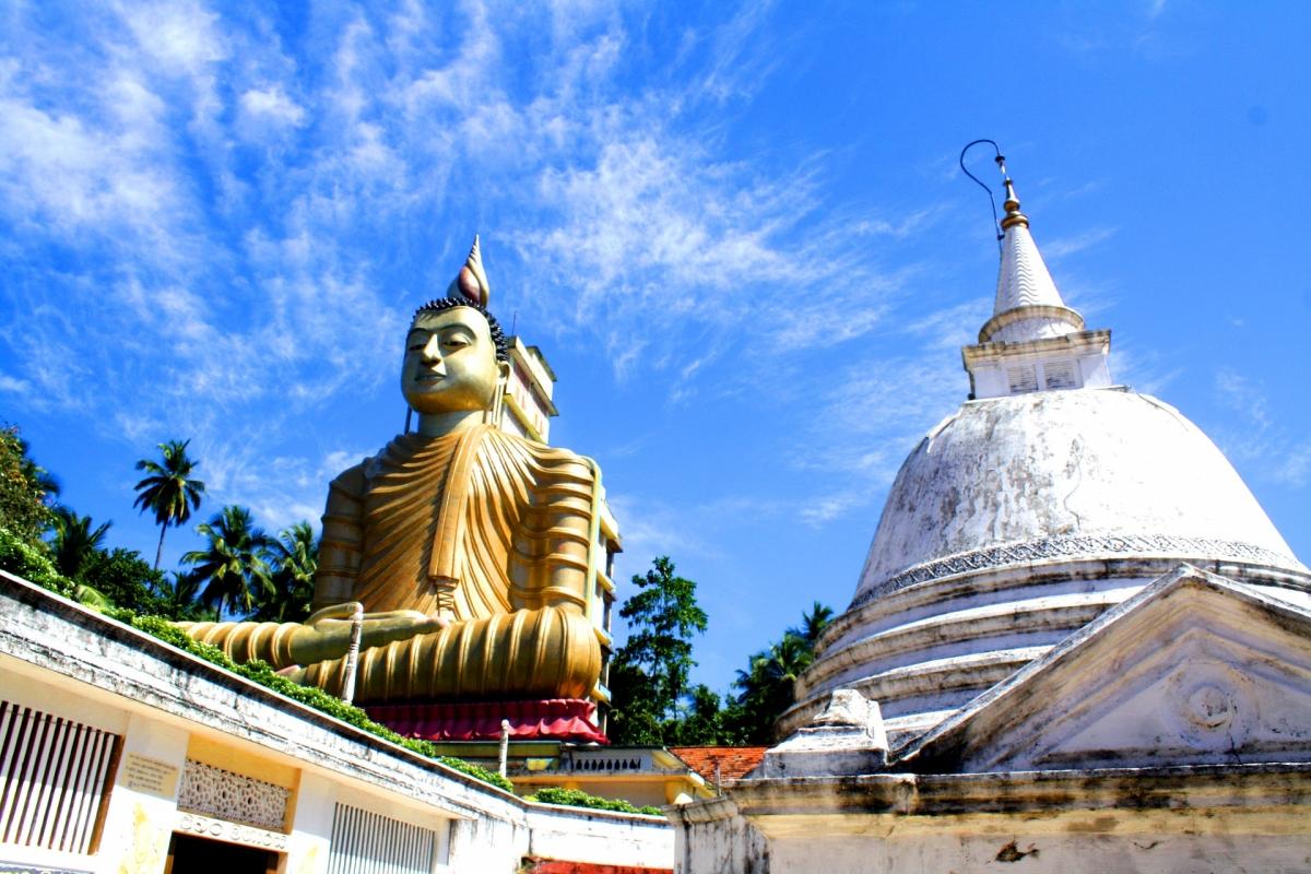 Tour Sri Lanka tra mare e antichi tesori