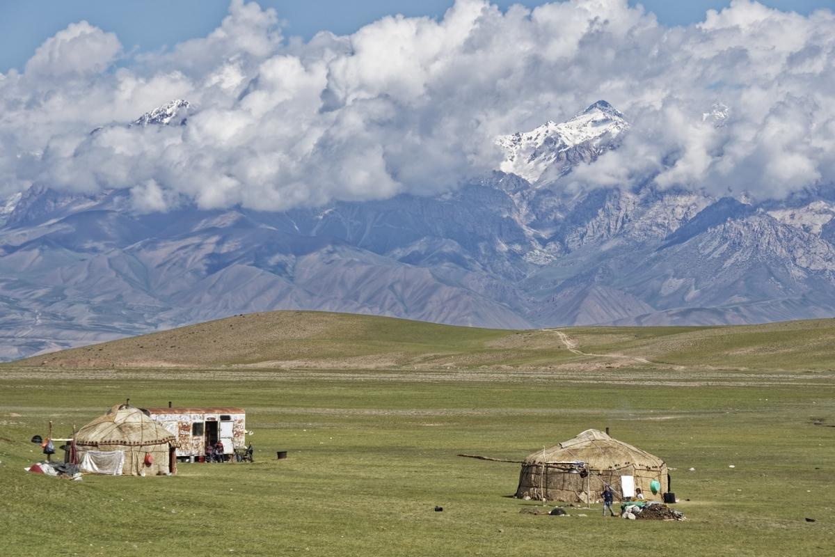 Kirghizistan in 4x4