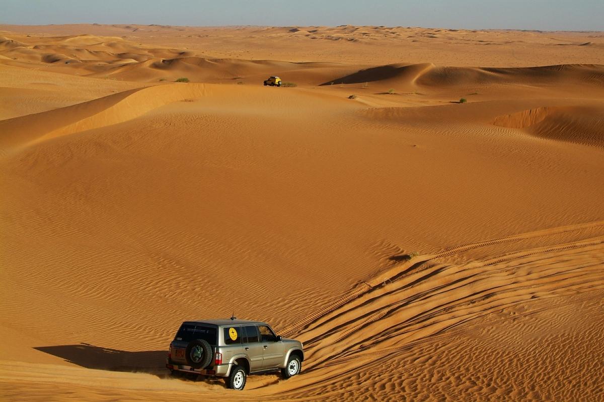 Tunisia - Sahara experience 4x4