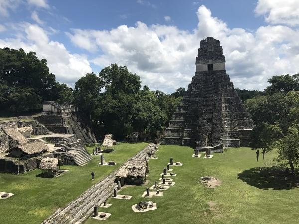 Guatemala Ik Luna AMERICA
