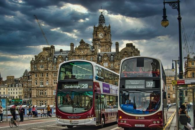Tour Scozia classica EUROPA
